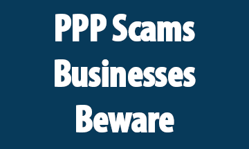 PPP Scams